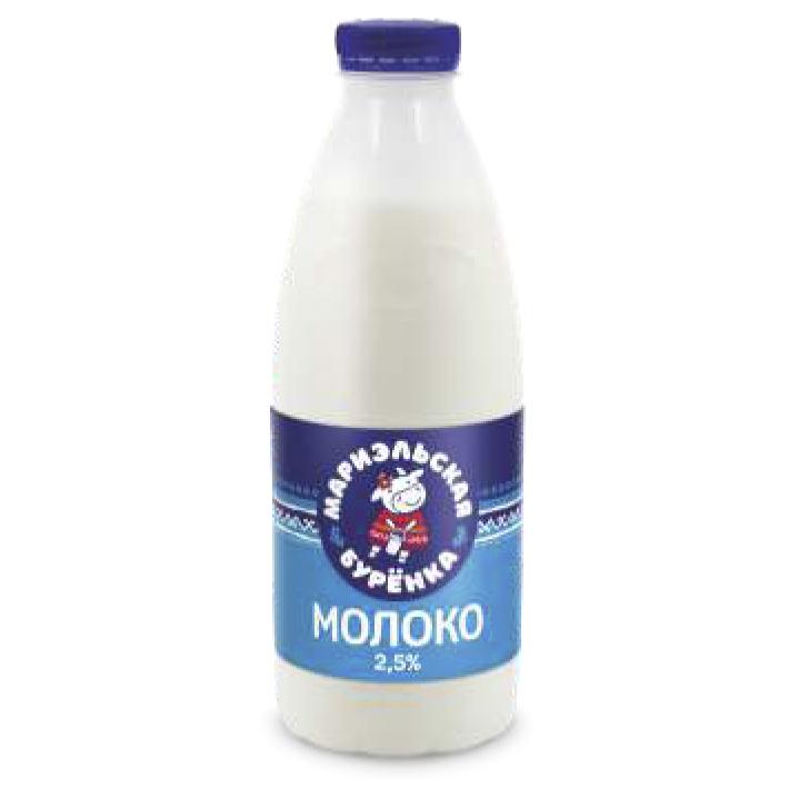 Молоко 2,5%