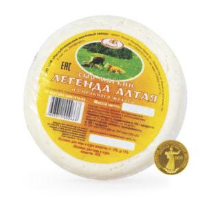 Сыр «Легенда Алтая»